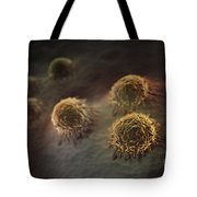 Osteoblast Cells Tote Bag