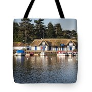 Oulton Broad Tote Bag