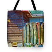 Out To Dry Tote Bag