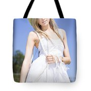 Outback Country Girl Tote Bag