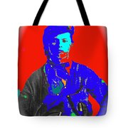 Outlaw Gang Leader Train Bank Robber Murderer Jesse James Collage 1864-2009 Tote Bag