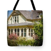 Oysterville House 6 Tote Bag