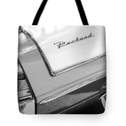 Packard Taillight Tote Bag
