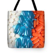 Pain Medication Tote Bag