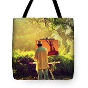 Within The Painting Tote Bag