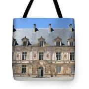 Palace Bussy Rabutin - Burgundy Tote Bag