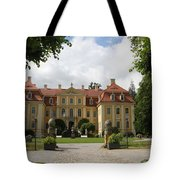 Palace Rammenau - Germany Tote Bag