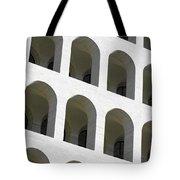 Palazzo Della Civilta' Romana Tote Bag