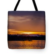 Palisade Sunset Tote Bag