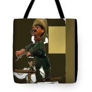 Pancho Villa Puppet Tote Bag