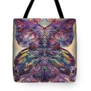 Papalotl Series 3 Tote Bag