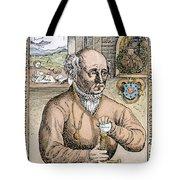 Paracelsus (1493-1541) Tote Bag