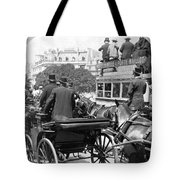 Paris Champs Elysees Tote Bag