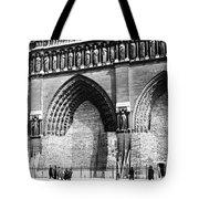 Paris Notre Dame, 1918 Tote Bag