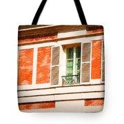 Paris Windows Tote Bag