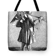 Parisian Exterminator Tote Bag