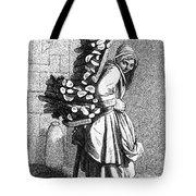 Parisian Street-crier, C1740 Tote Bag