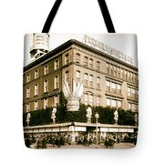 Parker Bridget And Company Department Store - Washington Dc 1921 Tote Bag