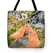 Partridge 2 Tote Bag