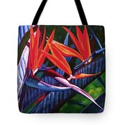 Passion For Paradise Tote Bag