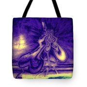 Passion In The Night Tote Bag