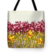 Passions Rise Tote Bag
