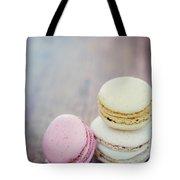 Pastel Macarons II Tote Bag