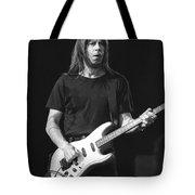 Guitarist Pat Travers Tote Bag