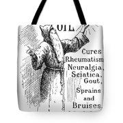 Patent Medicine, 1894 Tote Bag