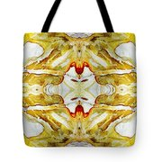 Patterns In Stone - 150 Tote Bag