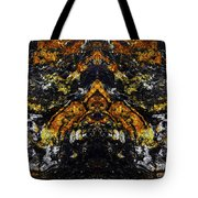 Patterns In Stone - 154 Tote Bag