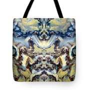 Patterns In Stone - 84 Tote Bag