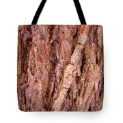 Patterns In The Wood Tote Bag