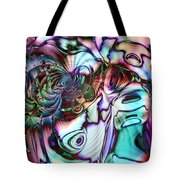 Paua Shell Tote Bag