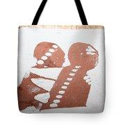 Paul - Tile Tote Bag