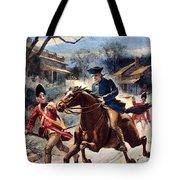Paul Reveres Ride Tote Bag