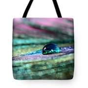 Peacock Gem Tote Bag