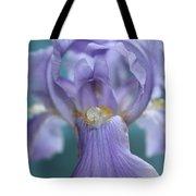 Pearl Of The Iris Tote Bag