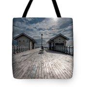 Penarth Pier 1 Tote Bag