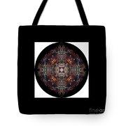 Personal Mandala Tote Bag