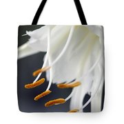 Peruvian Daffodil Named Advance Tote Bag