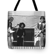 Day On The Green 6-6-76 #3 Tote Bag