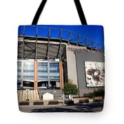 Philadelphia Eagles - Lincoln Financial Field Tote Bag