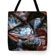 Just The Heads Tote Bag