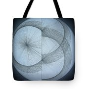 Photon Double Slit Test Tote Bag
