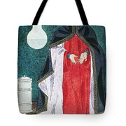 Physician 16th Century Tote Bag