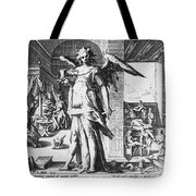 Physician As Angel Tote Bag