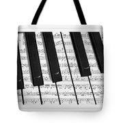 Pianoforte Tote Bag