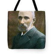 Pierre Curie (1859-1906) Tote Bag