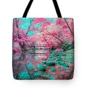 Pike River Tote Bag